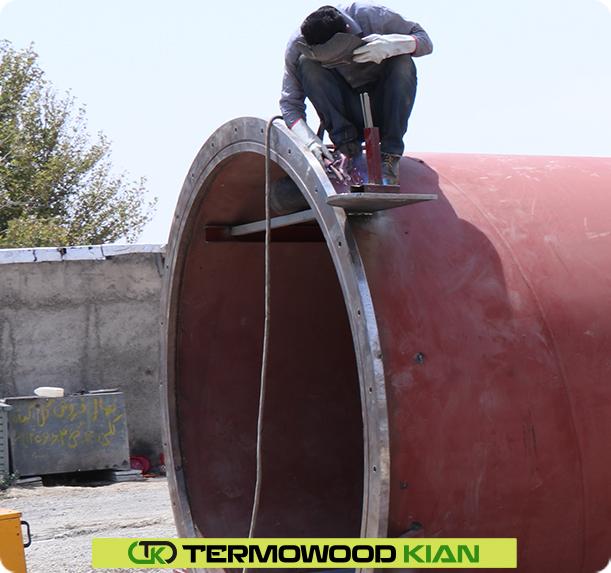 ساخت دستگاه ترموود